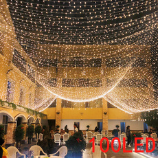 party, 100m, Outdoor, led
