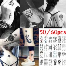 tattoo, waterprooftattoosticker, armtattoosticker, removabletattoosticker