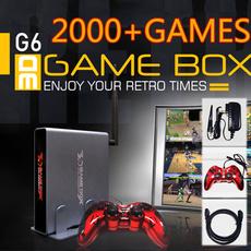 Box, Video Games, Console, Hdmi