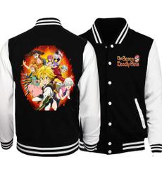 Jacket, sevendeadlysinsjacket, Fashion, japane