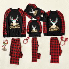 nightwear, Fashion, printed, christmaspj