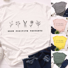 Summer, Plants, Fashion, Graphic T-Shirt