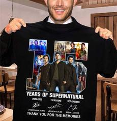 Fashion, Shirt, supernatural, Men T-shirt