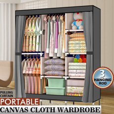 Furniture & Decor, storagewardrobe, Closet, Home & Living