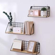 Book, Decor, wallironshelf, wallstoragerack
