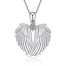 Sterling, angelwing, 925 sterling silver, Jewelry