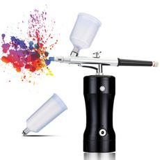 Mini, Beauty, spraypumppenaircompressorset, Pen