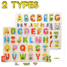 Toy, Gifts, Colorful, woodenjigsaw