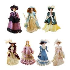 Mini, decoration, miniatureladydoll, ladydoll
