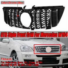 bumpergrille, Grill, benz, Mercedes