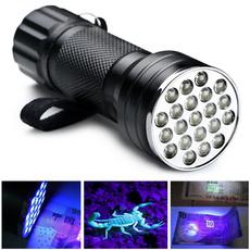 Flashlight, Lamp, uvflashlight, led