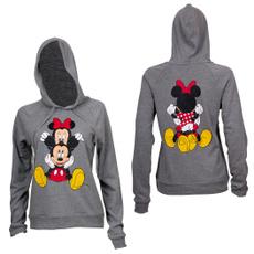 Mickey Mouse, juniorsfitted, Hoodies, Sweatshirts & Hoodies