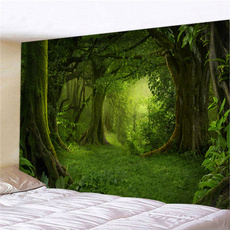 Decor, mandalatapestry, Home & Living, hangingtapestry