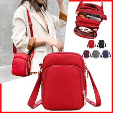 Shoulder Bags, Fashion, Waterproof, Mobile