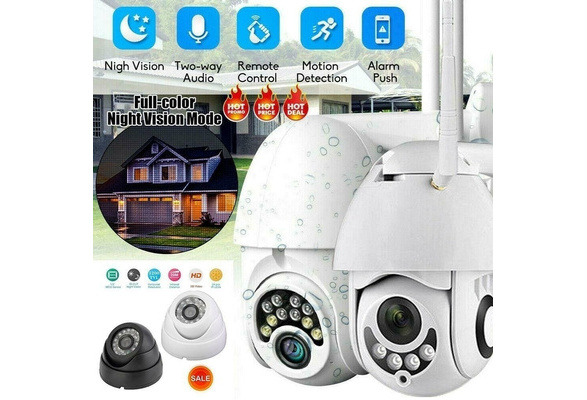 1200TVL 3.6mm 24LED Outdoor Waterproof Security IR Night Vision CCTV Camera