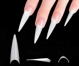 acrylic nails, sharonpointnail, Beauty, Fake Nails