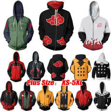 3D hoodies, Fashion, Cosplay, Sleeve