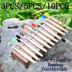 Head, dentalcare, Wooden, bamboofiber