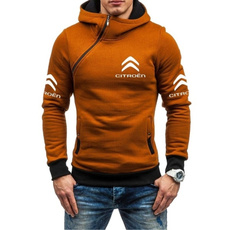 Fleece, hooded sweater, Men's Fashion, Spring