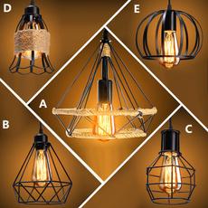 lampshade, pendantlight, Home Decor, Vintage