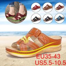 wedge, Sandalias, Womens Shoes, Buckles