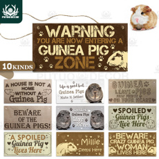 Home & Kitchen, plaquesampsign, guineapighouse, Gifts