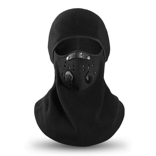 Winter Warm Balaclava Neck Gaiter Motorcycle Ski Hat Cycling Full Face Mask