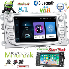 Touch Screen, carstereo, Gps, forford