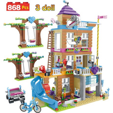 Toy, Lego, house, adultblockstoy