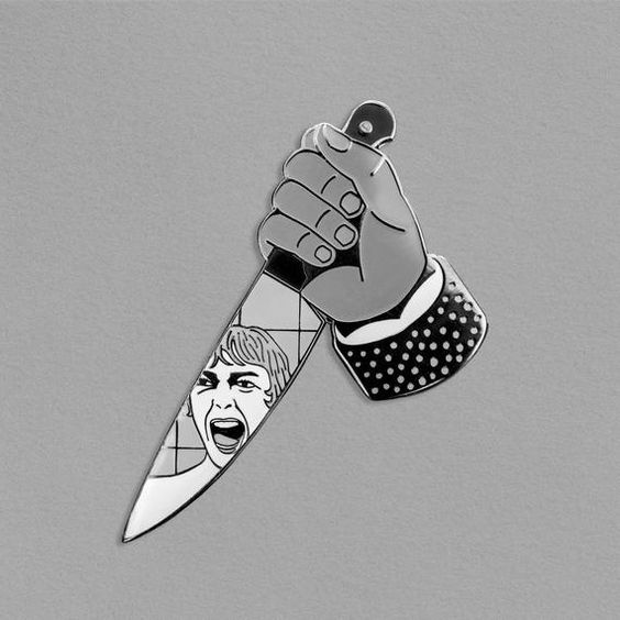 Punk jewelry, hatpin, Fashion, Jewelry