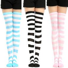 socksamptight, fashion women, Cotton Socks, Cosplay