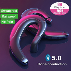Earphone, sportsheadphone, boneconduction, Microphone
