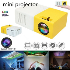 Mini, led, projector, miniprojector