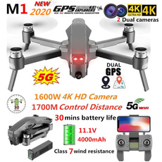 Quadcopter, Foldable, Gps, Battery