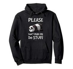 Funny, Fashion, panda, Hoodies