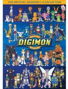 dvdmovie, Christmas, digimon, Posters