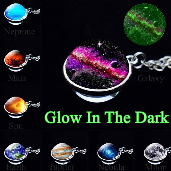 universependant, Jewelry, Glow, Glass