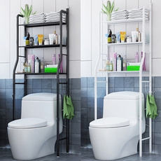 overtoiletshelf, overbathroomrack, Bathroom, Towels