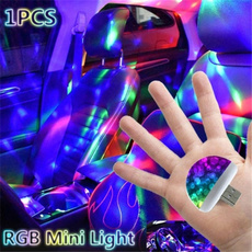 Dj, Mini, led, usb