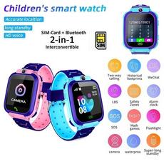 childrenswatch, Waterproof, locatoramptracker, Watch