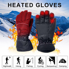 Touch Screen, Waterproof, Battery, ridingglove