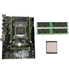 4GB, xeone52620cpu, motherboardforlga2011, x79motherboardset