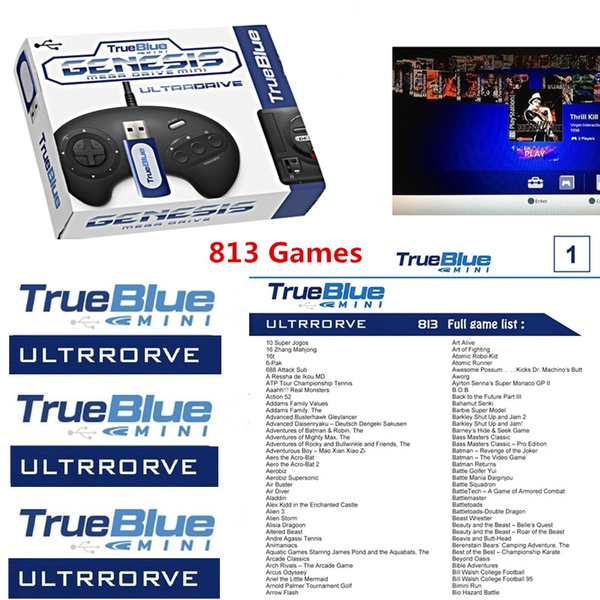 Blues, Playstation, Video Games, Toy