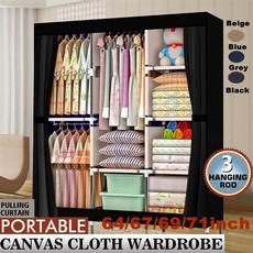 Closet, Home & Living, nonwovenwardrobe, Furniture & Decor