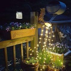 ledlightstring, Copper, Outdoor, Garden