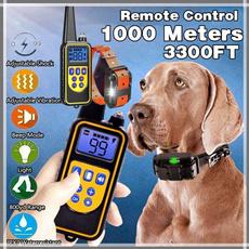 Dog Collar, Electric, barkingcontrol, Pets