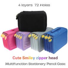 case, pencilcase, penpouch, Canvas