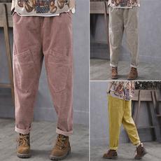 Women Pants, elasticwaistpant, elastic waist, Waist