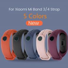 Wristbands, Silicone, Bracelet, xiaomiband