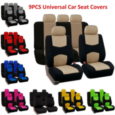 Polyester, seatcoversforcar, carseatcoversset, Vans